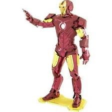 Kit di metallo metal earth marvel avangers iron man