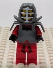 LEGO Ninjago Kendo Kai MiniFigure red ninja 9558 9456