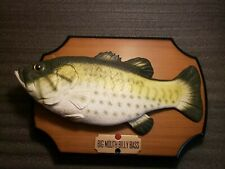 Germany Industries Corporation Big Mouth Billy Bass Talking/singing bass