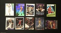 Anthony Davis 10 Card Lot Optic Mosaic Inserts SP & More LA LAKERS