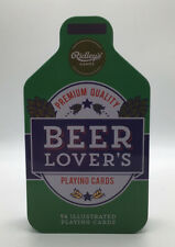 More details for beer lover's playing cards 54 illustrated playing cards ** brand new **