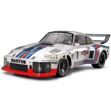 Tamiya 1:12 GT-01 TamTech-Gear Porsche Turbo RSR Type 935 Martini EP #57104