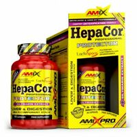 Amix Hepacor Protector For Liver and Digestion Silymarin ASAT ALAT goes Down