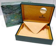 ORIGINAL ROLEX ETUI/BOX FÜR GMT MASTER - Ref. 68.00.71 - ENDE DER 1990er JAHRE