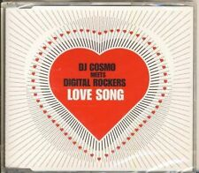 DJ COSMO MEETS DIGITAL ROCKERS - love song  5 trk MAXI CD  2003