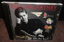 Paul McCartney - All The Best (CD, 1987)