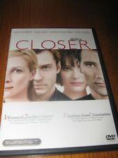 Closer (DVD, 2005)