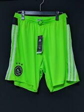 2015-16 Ajax Away Football Shorts Soccer adidas M BNWT