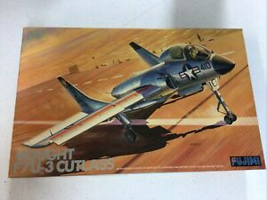 1:72 Fujimi #7AH10 1200 Vought F7U-3 Cutlass