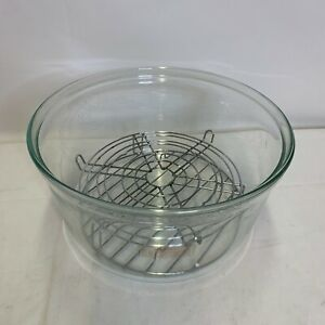 Flavor Wave Turbo Convection Oven AX-767MH Glass Bowl Dome Racks Replacement