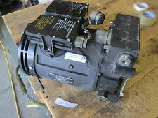 Military Engine Generator, Pacific Scientific, 28V, 400A, Damaged but...