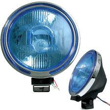 24V blue halogen car truck spotlights fog spot lights foglights lamp led light