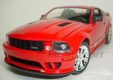 WELLY 12569W 2007 07 SALEEN MUSTANG S281E 1/18 DIECAST RED