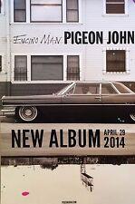 Pigeon John Promo Poster, Encino Man (A7)