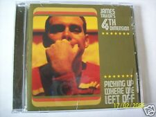 James Taylor's 4th Dimension Picking Up Where We Left Off (CD) Made in England