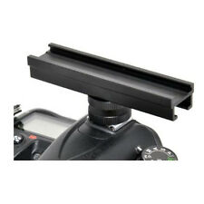 JJC Cold Shoe Flash Extension Bar CS30 300MM For Digital SLR camera