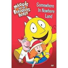 MAGGIE AND THE FEROCIOUS BEAST - SOMEWHERE IN NOWHERE LAND DVD