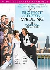 My Big Fat Greek Wedding (DVD, 2009)
