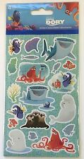 4 Sheets  Disney Finding Dory Stickers Party Favors Teacher Supply Nemo  Bailey