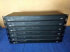 Lot of 6 Crestron CP2E Compact Control Systems