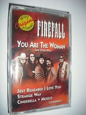 FIREFALL - YOU ARE THE WOMAN - CASSETTE - NEW