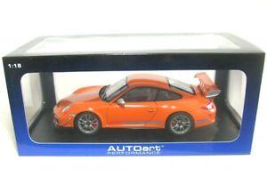 Porsche 911 (997) GT3 Rs 4.0 (Orange) 2011