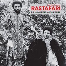 Soul Jazz Records Pr - Rastafari: The Dreads Enter Babylon 1955-83 [New CD]