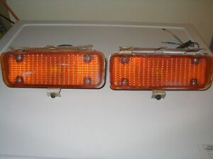 71 72 1971 1972 Chevy Chevrolet Pickup Blazer FRONT TURN /  PARKING LIGHT ONLY