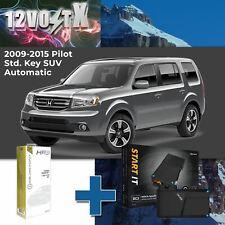 Idatalink Remote Start For 2009 2015 Honda Pilot Std Key Suv Automatic