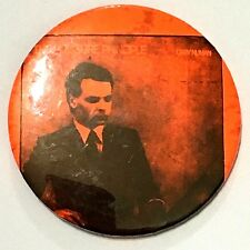 Gary Numan Pleasure Principle Vtg 1970 `S Très Grand Bouton Badge Poêle à Frire