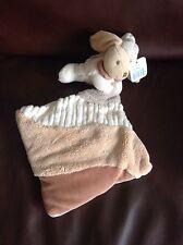 Kaloo Sable Bunny Rabbit Lapin Baby Doudou Soft Toy Teddy Comforter Wheatbag New