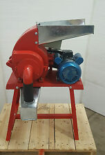 Hammer Mill Feed Grinder - 3hp 220v 1ph Electric Powered! USA In-stock w/Support