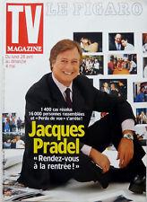 TV Magazine 04/1997: JACQUES PRADEL_MICHAEL WORTH_MARINE JACQUEMIN