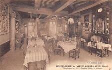 CPA 81 HOTELLERIE DU VIEUX CORDES