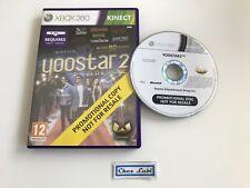 Yoostar 2 In The Movies - Promo - Microsoft Xbox 360 - PAL EUR