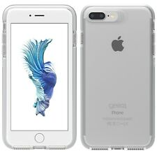 Gear4 Piccadilly Case for iPhone 7 Plus / 8 Plus D30 Protection - Clear / Silver