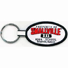 Property of Smallville High School Logo Embroidered Key Fob Key Chain NEW UNUSED