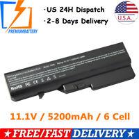 Adapter Battery For Lenovo IdeaPad Z370 V570 G700 G575 G570 G565 G560 G56 G460L