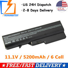 Laptop Battery for Lenovo Ideapad G460 Z560 V360 G560 B570 V470 57Y6454 6 Cells