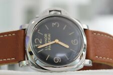 Panerai Pam 372 Luminor 1950 3 Days Stainless Steel 47mm WITH BOXES AND PAPERS!!