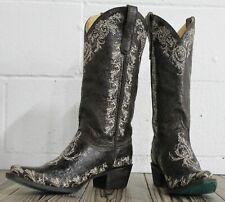 Lane Boots Esmeralda Women's Western Cowgirl Boots Size 7.5
