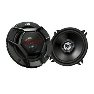 "JVC CS-DR521 drvn DR Series 5.25"" 2-Way Coaxial 260W Max Automotive Speakers"