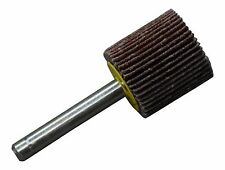 "Klingspor Abrasive Flapwheels KM613 #060 1""X1"" 1/4"" Shaft (10 Pack)"