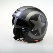 Viper Rs-v06 Viso aperto Moto Tirare Giù Visiera interna opaco Stella Nera L