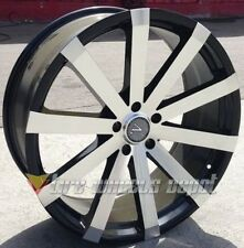 "24"" Inch V12 BM RIMS AND TIRES Camaro Chevelle Skylark Box Chev Impala Cutlass"