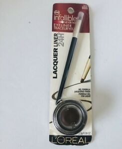 Loreal Infallible Eyeliner 174 Bronze Lacquer 24H