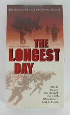 NEW The Longest Day (VHS, 1998, Premiere Series) Factory Sealed
