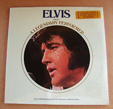 Elvis Presley A Legendary Performer Volume 2 FACTORY SEALED LP SHRINK MINT