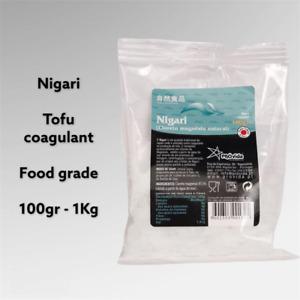 Food Grade - Nigari - Tofu Coagulant - Magnesium Chloride - Natural Flakes
