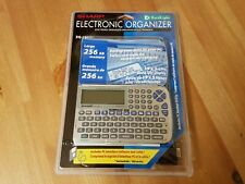 Sharp Electronic Organizer ZQ-180PC - Sealed